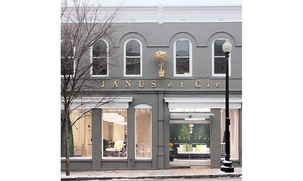 Image Slideshow Image: 2 JANUS et Cie Washington DC Showroom 5Edit