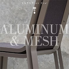 2017 ALUMINUM & MESH LOOK BOOK