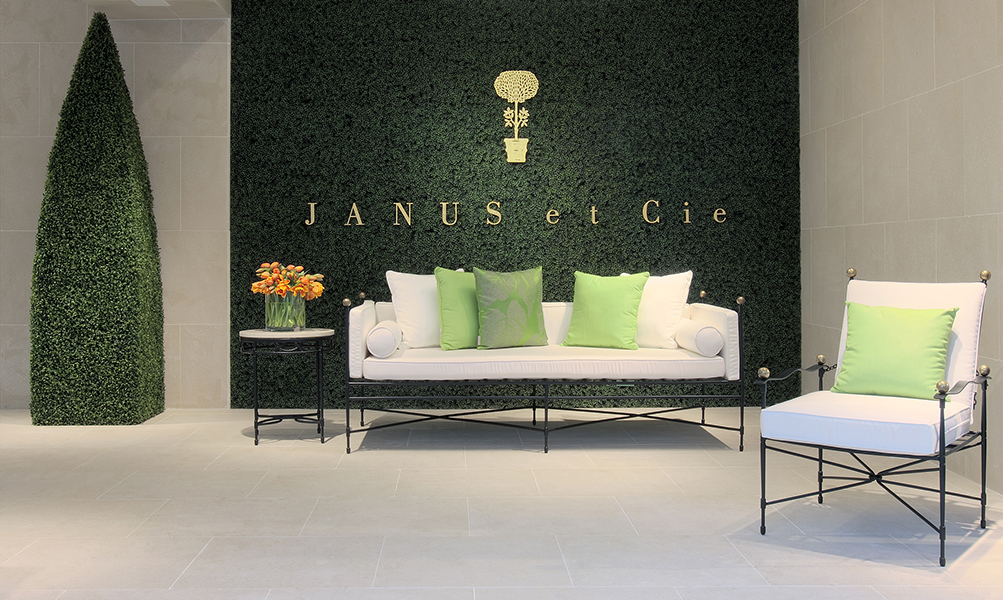 Image Slideshow Image: 3 JANUS et Cie Washington DC Showroom 3