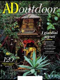 Architectural Digest Italy Outdoor - April 2017