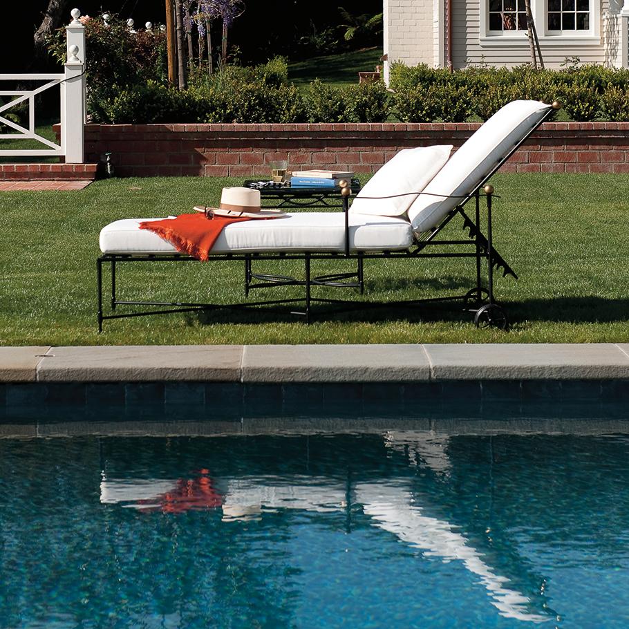 Amalfi janus et cie for Amalfi chaise lounge
