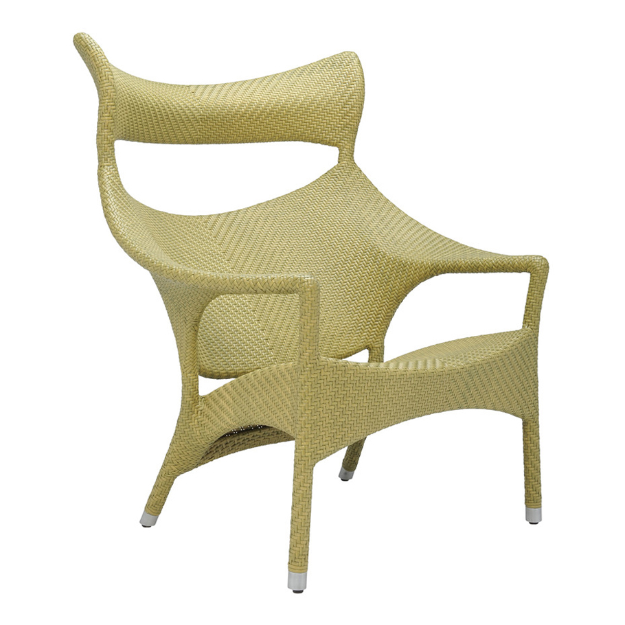 Amari High Back Lounge Chair Janus Et Cie