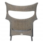 Amari Rattan High Back Lounge Chair Janus Et Cie