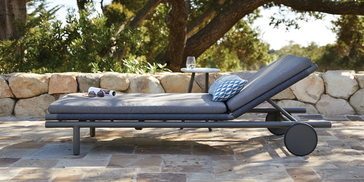 New for 2020: Anatra Chaise Lounge