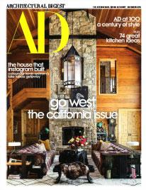 Architectural Digest - November 2019