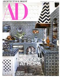 Architectural Digest - April 2019