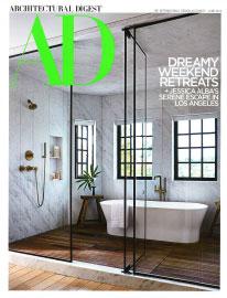 Architectural Digest - June 2019