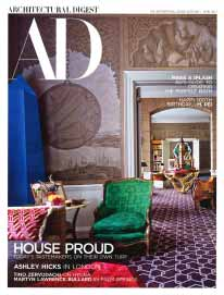 Architectural Digest - April 2017
