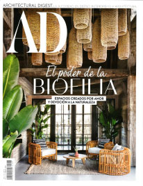 Architectural Digest Mexico - July 2019