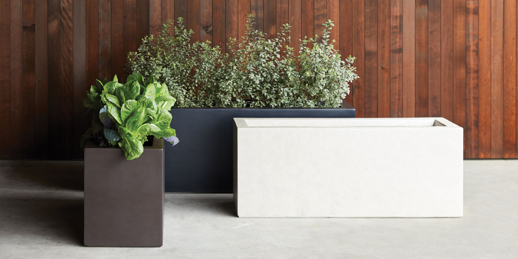Image JANUSstone: Designed for the Contemporary Garden