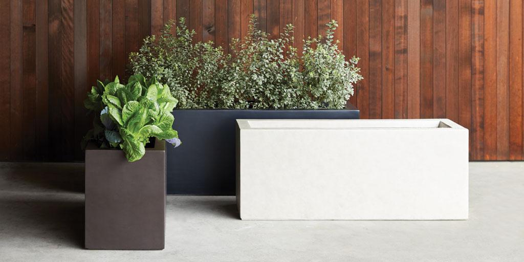 Image JANUSstone: Designed for the Contemporary Garden