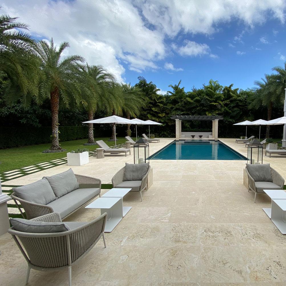 Image Slideshow Image: BrittoCharette PrivateResidence Miami FL 01