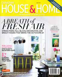 Canadian House & Home - May 2017