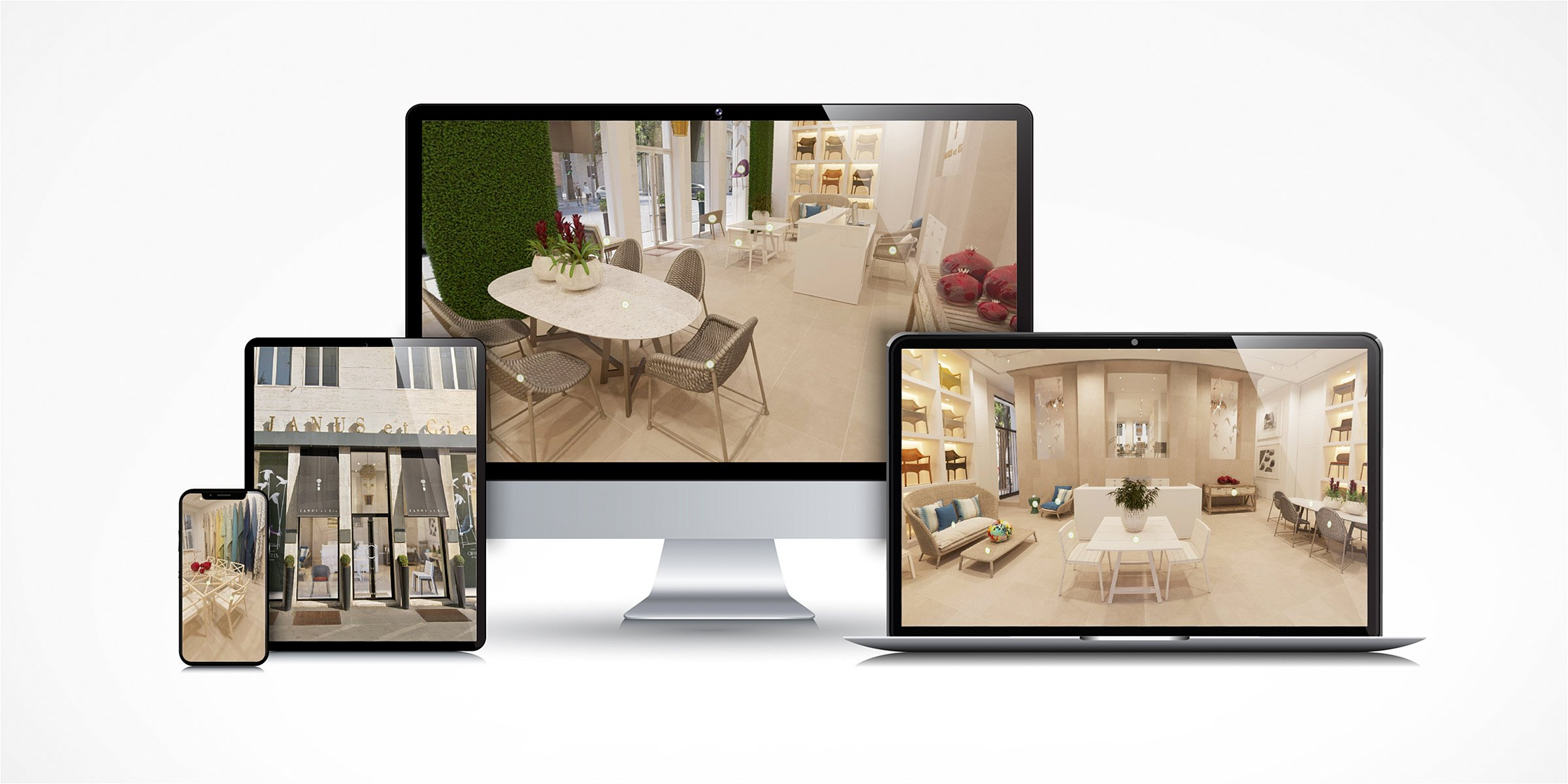 Click to Explore the Virtual Milan Showroom