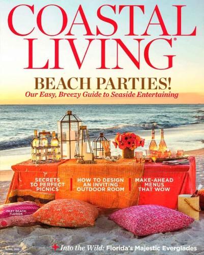 Coastal Living - April 2016