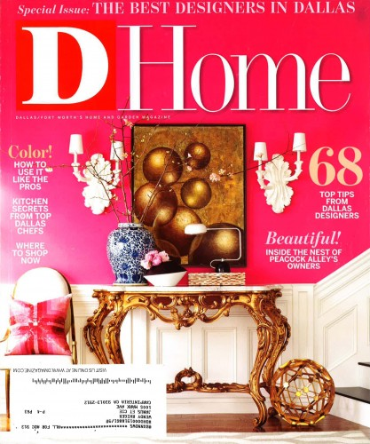 D Home – March / April 2013