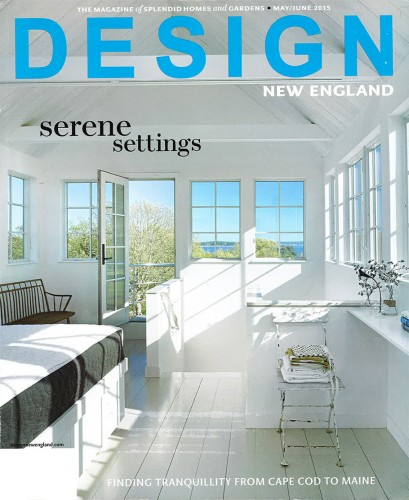 Design New England - May / June 2015