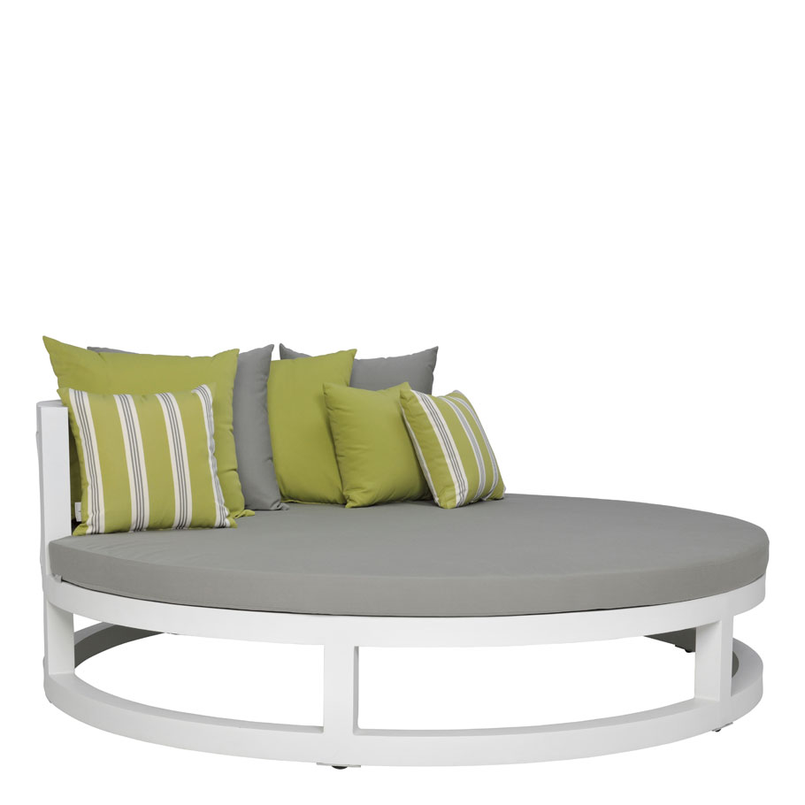 Duo Daybed Round