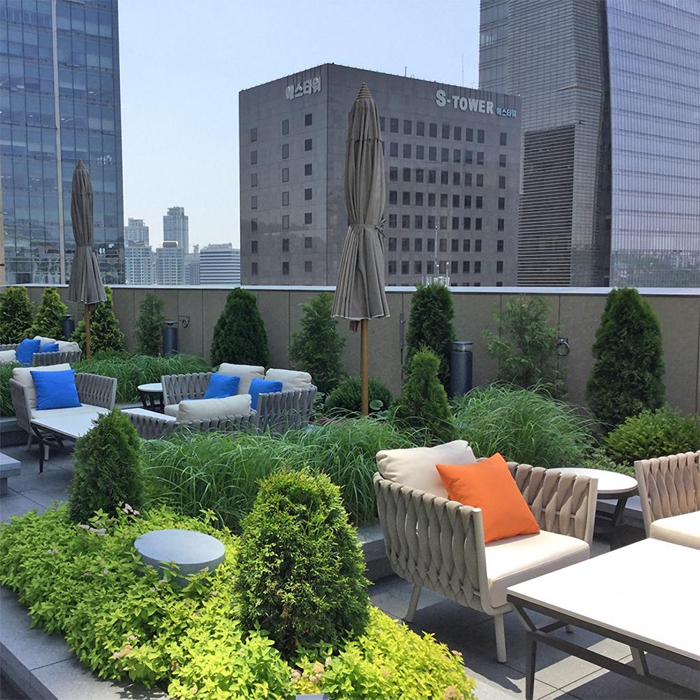 Image Slideshow Image: FS SEOUL Terrace 1