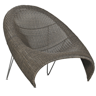 Fibonacci Anda Lounge Chair