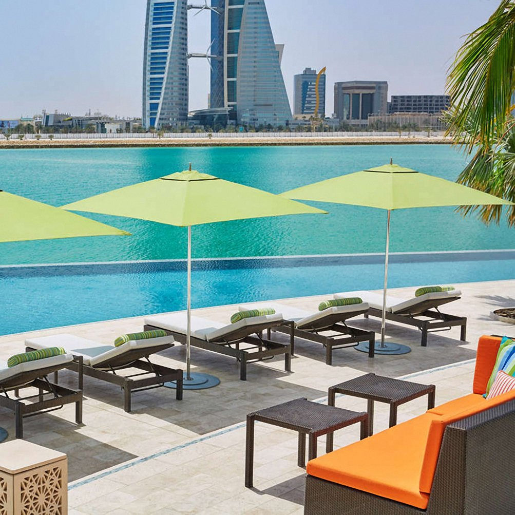 Four Seasons, Bahrain Bay — JANUS et Cie
