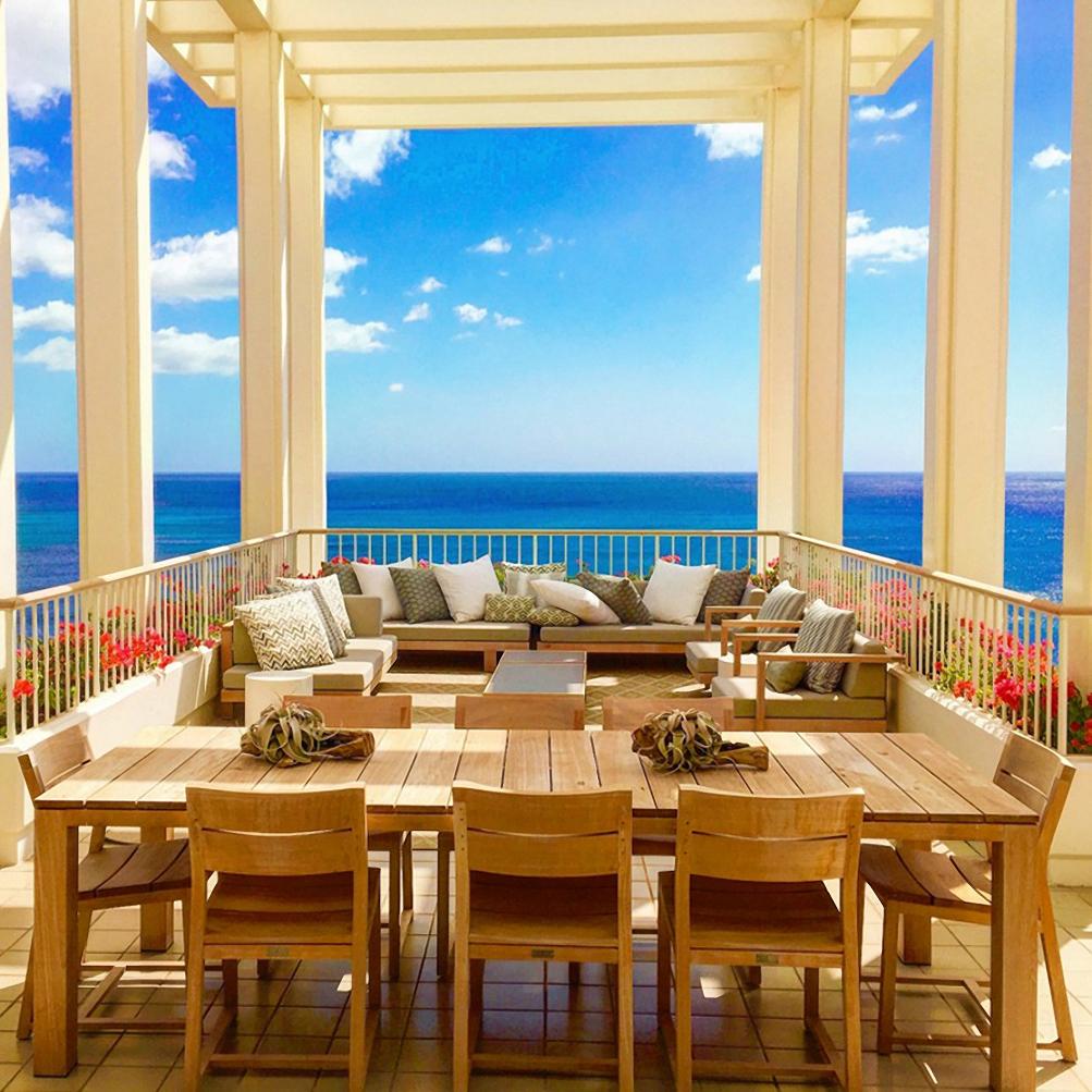 Image Slideshow Image: FourSeasonsOahuKoOlina Mistra Penthouse