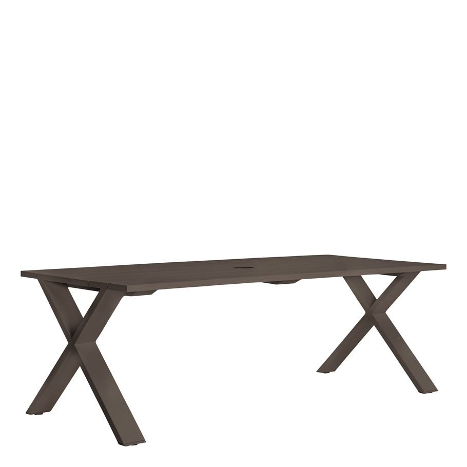 Get-Together Table 221 with Umbrella Hole