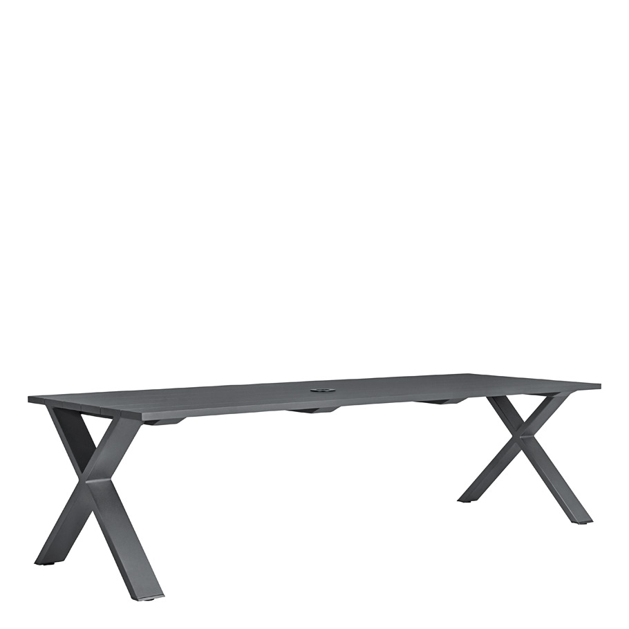 Get-Together Table 275 with Umbrella Hole
