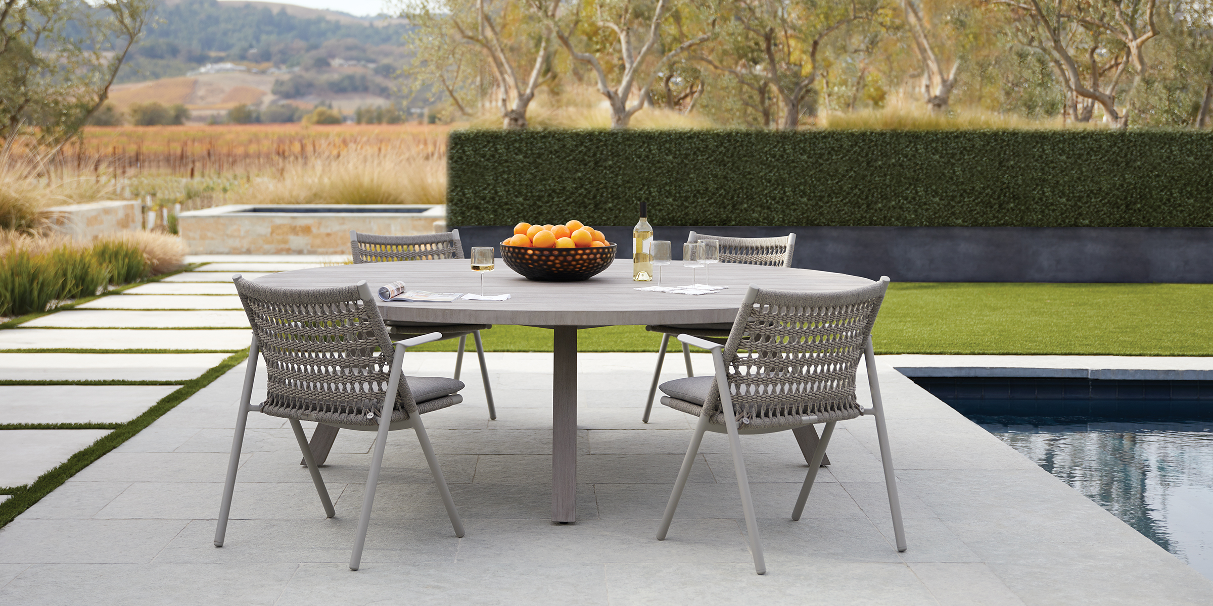 Janus Et Cie Luxury Outdoor Furniture