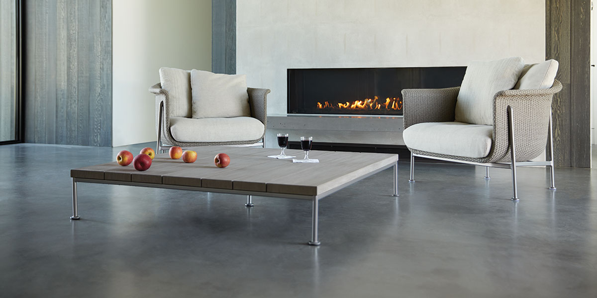 Gina: Designed by Piero Lissoni