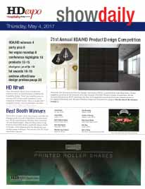 HD Expo Show Daily - May 4, 2017