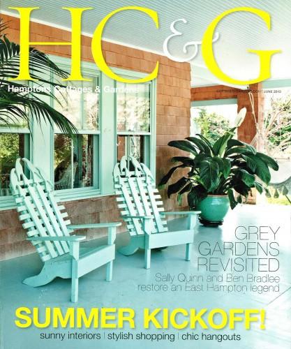 Hamptons Cottages & Gardens – June 2012