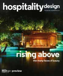 Hospitality Design - March / April 2017