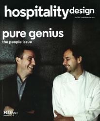 Hospitality Design - July 2018