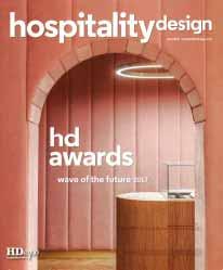 Hospitality Design - June 2017