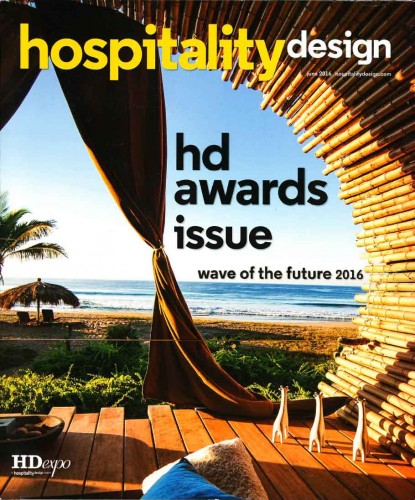 Hospitality Design - June 2016