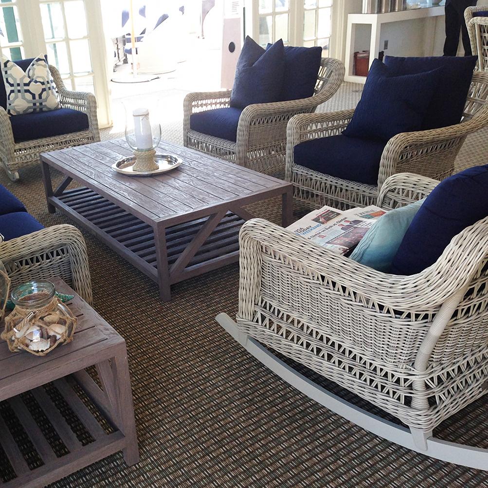 Image Slideshow Image: HotelDelCoronado ArborLounge2 1