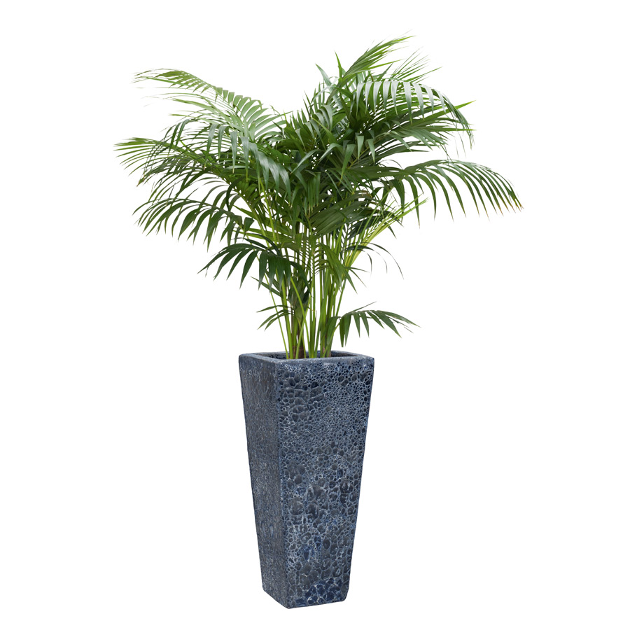 Krater Planter Chamfered Tall