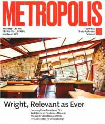Metropolis - July / August 2017