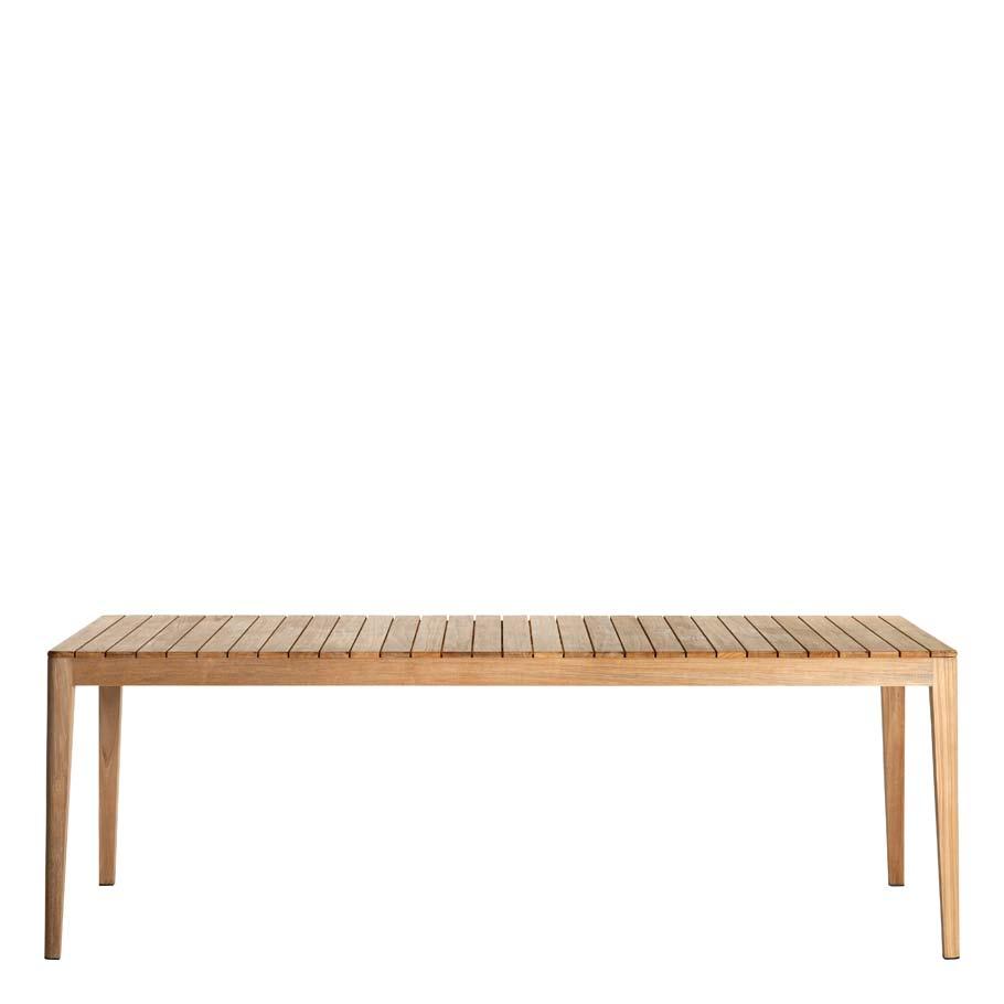Awe Inspiring Mood Dining Table Rectangle 222 Janus Et Cie Download Free Architecture Designs Barepgrimeyleaguecom