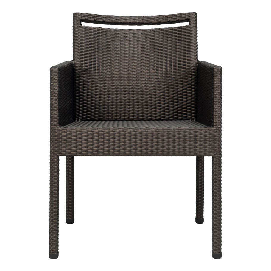 Niche Fully Woven Armchair