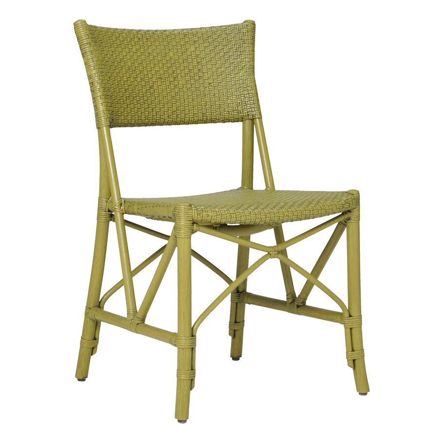 Panini Rattan Side Chair