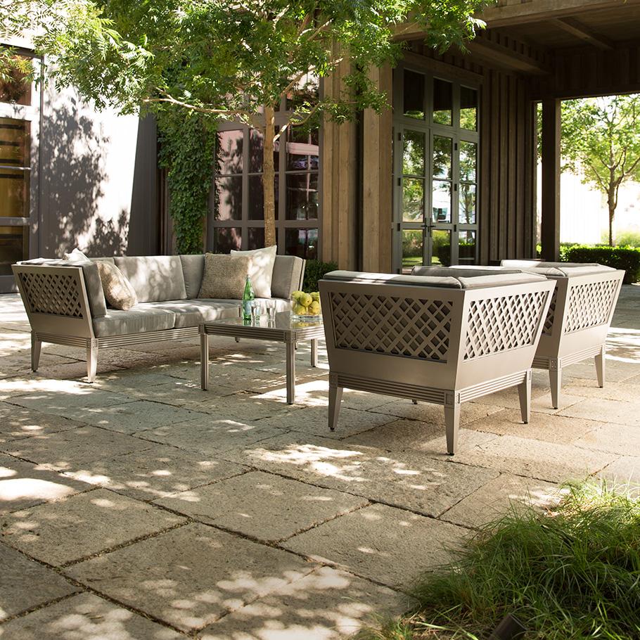 Outdoor Patio Furniture Virginia: JANUS Et Cie