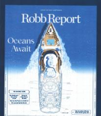 Robb Report - April 2021