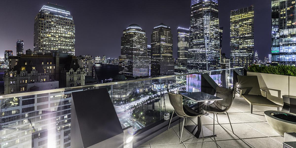 Courtyard By Marriott New York Downtown Manhattan WTC