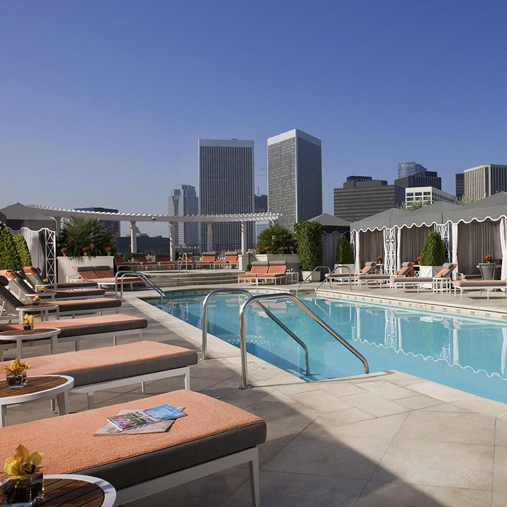 Image Slideshow Image: The Peninsula Beverly Hills CA 01