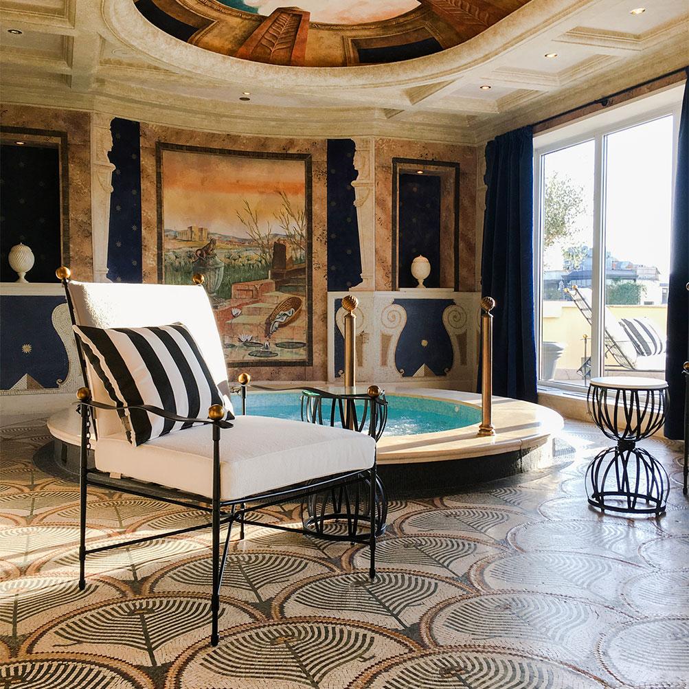 Image Slideshow Image: TheWestinExcelsior Rome Italy 057 3