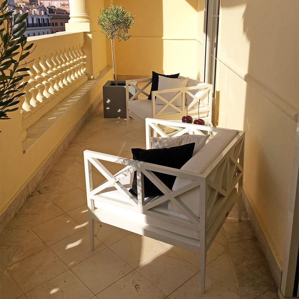 Image Slideshow Image: TheWestinExcelsior Rome Italy 071