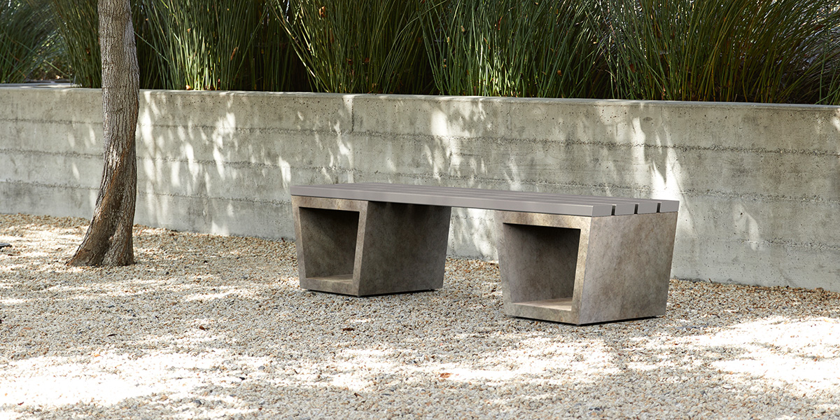 Trapez:  Bold, Industrial Seating for Contemporary Spaces